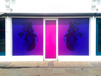 Bespoke window graphics